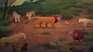 Simba Departs