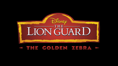 The Golden Zebra title card