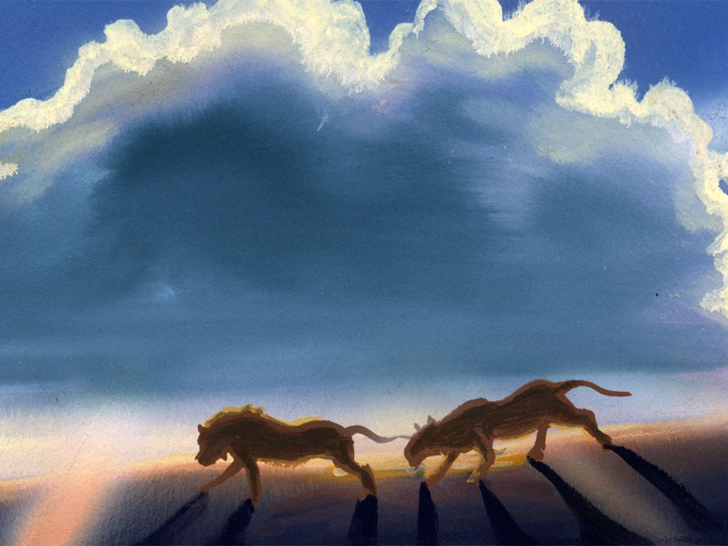 Can You Feel The Love Tonight Simba And Nala The Lion King Wiki Fandom