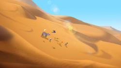 LG desert