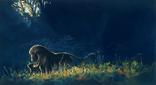 Lion-King-Concept-Art-Simba-and-Mufasa