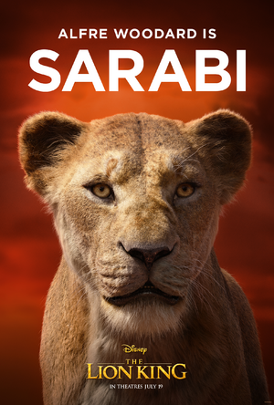 The Lion King 2019 Character Poster 05