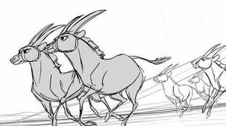 The Lion Guard - Pride Landers Unite! Animatic By Isabelle Gedigk