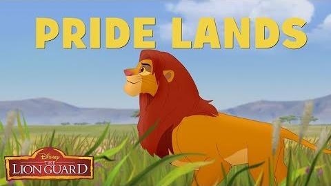 "Let's Sing ""Life in the Pride Lands"" The Lion Guard Disney Junior"