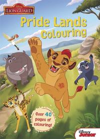 Pride Lands Coloring
