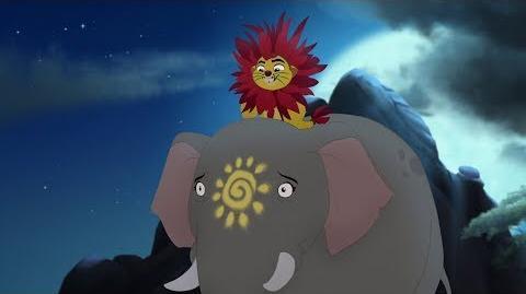 Lion Guard Saving Mtoto's Mom The Ukumbusho Tradition HD Clip