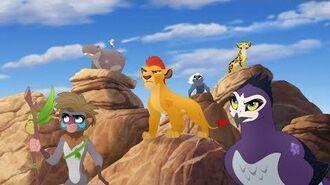 The Lion Guard Season 3 Intro (Version 1)