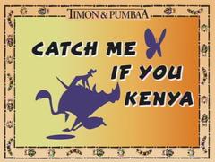 CatchMeifYouKenya