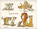 GrowingUp-Simba&Nala