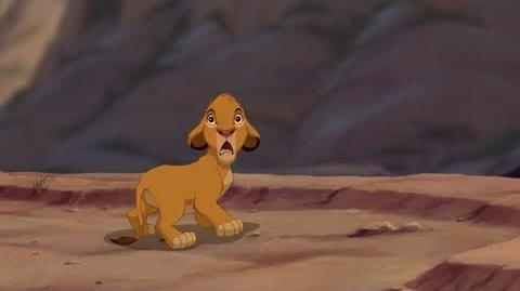 """The Lion King (1994) - """".."""