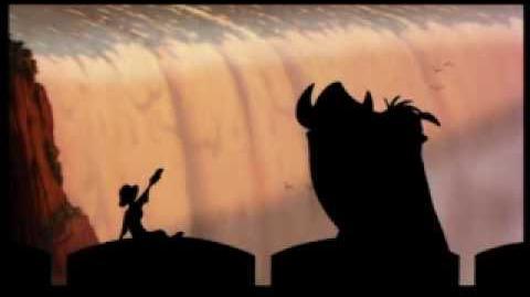 Video Disneys The Lion King 1½ 3 Movie Trailer The Lion King