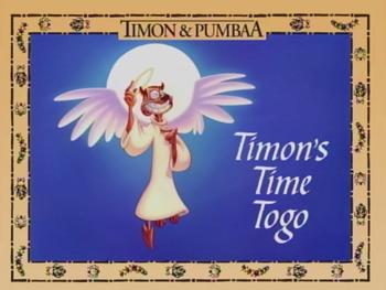 TimonsTimeTogo