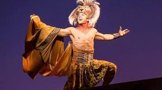 The Lion King Finale (Final Busa Circle of Life) - Regent Theatre, Melbourne