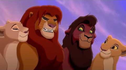 The Lion King 2 Simba's Pride Happy Ending HD