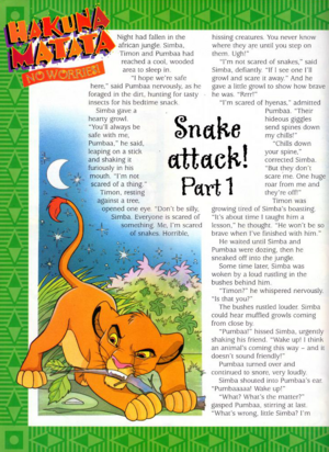 Snake Attack 1