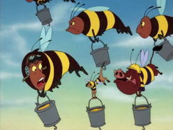TBBONTBB Timon Pumbaa Buzz & colony4