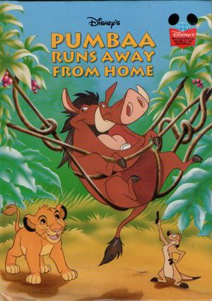 PumbaaRunsAwayFromHomeCover