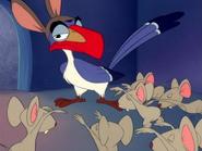ZODO Zazu & mice
