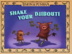 Shake Your Djibouti