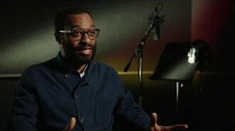 THE LION KING - Chiwetel Ejiofor Interview