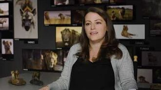 THE LION KING - Karen Gilchrist Interview