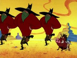 TOTR Timon Pumbaa & gang5