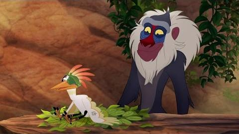The Lion Guard Ono is Wounded The Previous Lion Guards