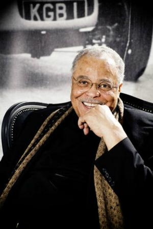 James Earl Jones 2010