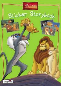 Sticker Storybook