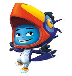 Zazu - Disney Universe