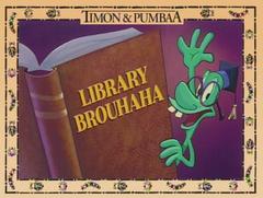 LibraryBrouhaha