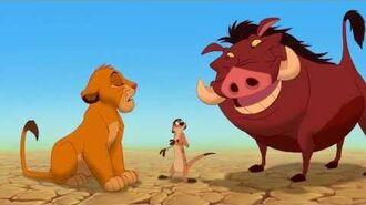 Hakuna Matata The Lion King 1994