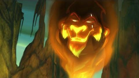 Lion Guard SCAR IS SUMMONED Kion's Roar of the Elders The Rise of Scar HD Clip