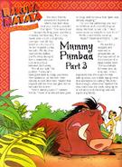 Mummy Pumbaa 9