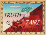 Truth or Zaire