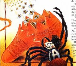 Anansi bees