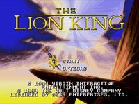 Lion King, The (UEJ) -!-000