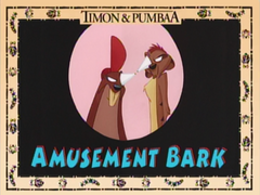 Amusement Bark