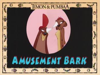 Amusement Bark