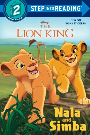 Nala and Simba book