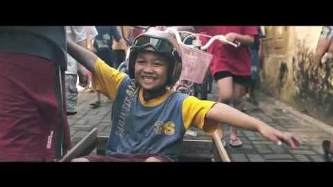 Shaggydog Feat. Iwa. K - Putra Nusantara