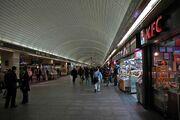 Penn Station LIRR concourse