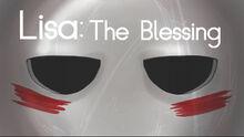 Lisa the blessing