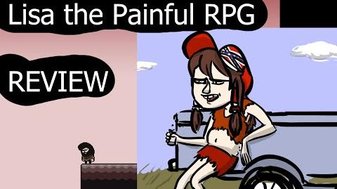 Lisa the Painful RPG Review Thanks for the Depression
