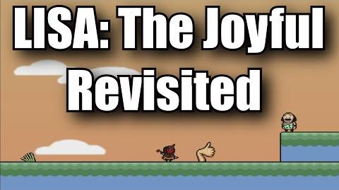 LISA The Joyful Revisited (2nd Review)