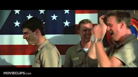 Top Gun Goose Laugh