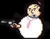 Armed Snowman
