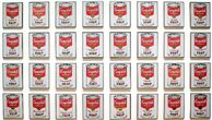 Campbells Soup Cans MOMA
