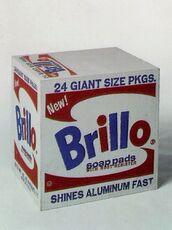 Warhol BrilloBox 1964