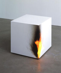 BurningCube